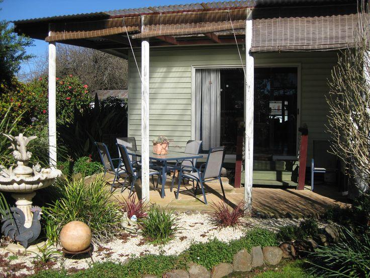 Farm house front @ Tahara
