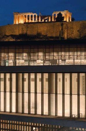 THE NEW ACROPOLIS MUSEUM Athens   photiadis.gr