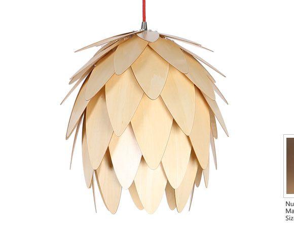 Sortiment je zameraný na široký sortiment produktovej rady i Wood. Umelecké modely a typy svietidiel sú navrhnuté s tou najvyššou precíznosťou a presnosťou. Každé jedno svietidlo je umeleckým dielom.