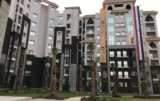 الحكومة تعتزم طرح 500 وحدة إسكان متميز بـ العلمين الجديدة الشهر الجارى قال المه Building Multi Story Building Egypt