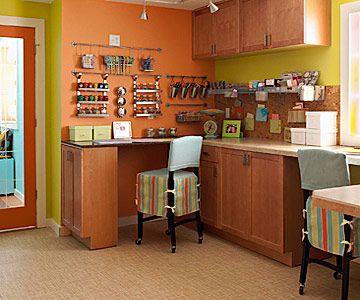 209 best Scrapbook Room MAKE OVER ideas images on Pinterest ...