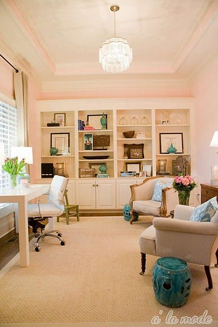 17 best images about home offices on pinterest paint for Benjamin moore office