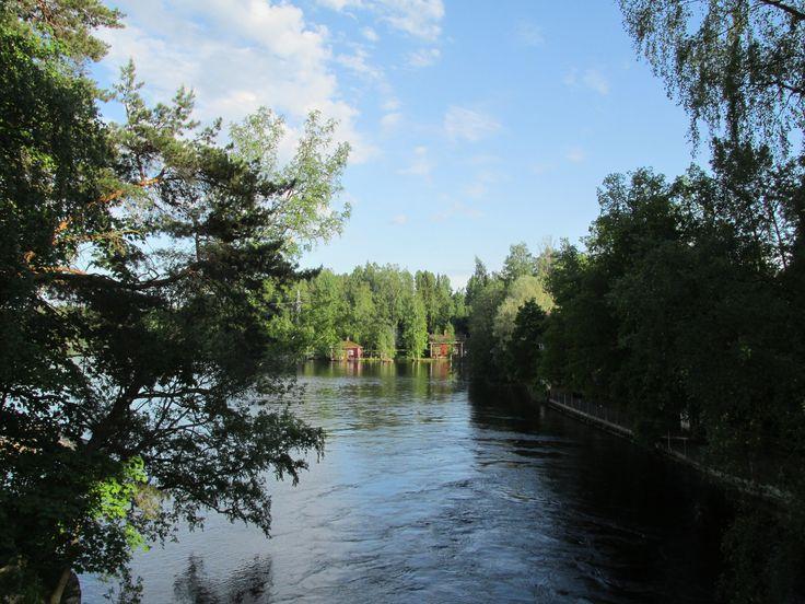 Summer in Finland, 06/14 Heinola-city photo by Tiina Litukka