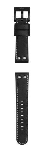 TW Steel CEB116 horlogeband zwart 22 mm