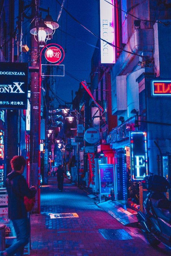 Japan Aesthetic Wallpapers Art Wallpaper City Wallpaper