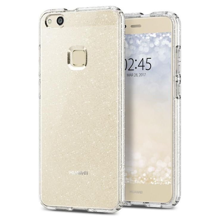 Spigen Huawei P10 Lite Liquid Crystal Glitter Clear Shop now @ www.Agorashop.gr #mobile_case_best_quality shop now@ #agorashop