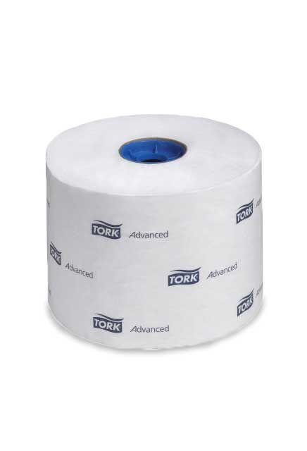 Tork Advanced, papier hygiénique haut rendement, 1000 feuilles