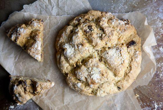 Gluten Free Irish Soda Bread | Vegan Irish Soda Bread | Pickles ...