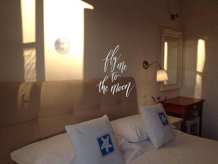 Alexandris Hotel in Spetses Island  #FullMoon #Spetses #AlexandrisHotel