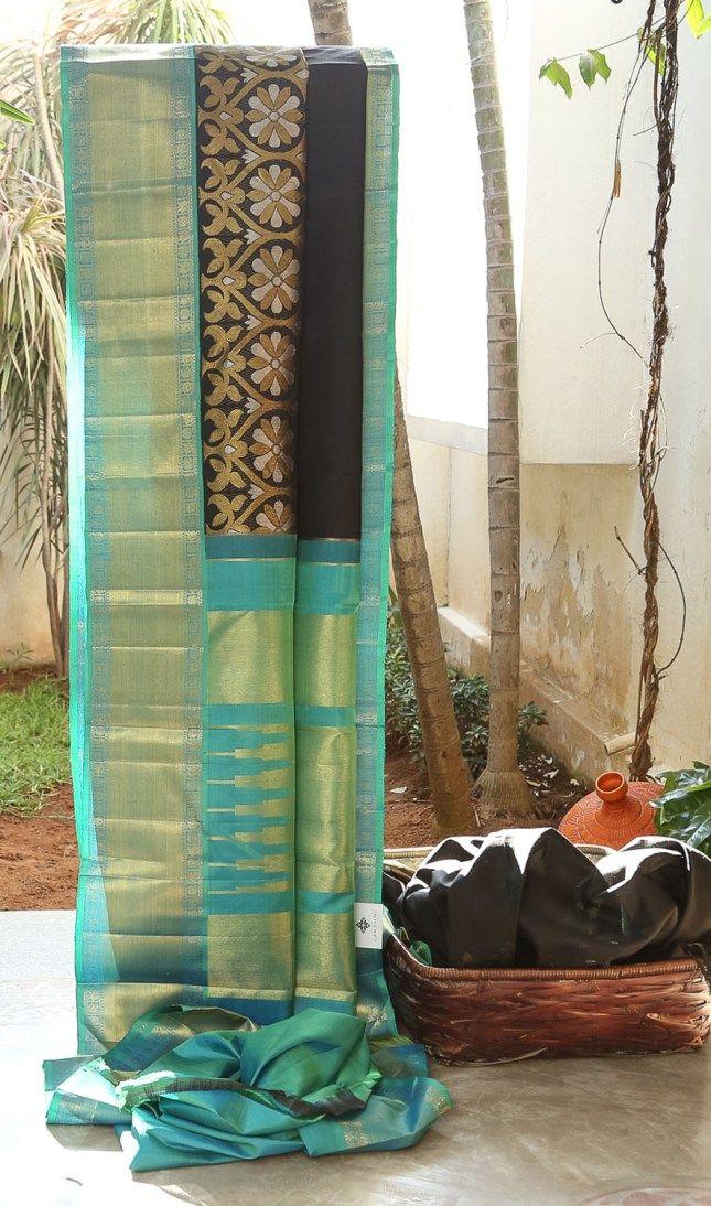 KANCHIVARAM SILK L05257 | Lakshmi