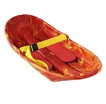 Mad River Rocket Swirl Freestyle Snow Sled