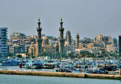 Port Said Shore Excursions; Port Said port is situated on the Northern entrance of the Gulf of Suez.  #Egypt #Portsaid #Excursions #Trips #Tours