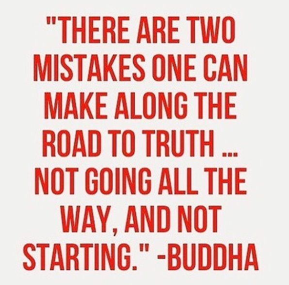 TKW Blog - A Saturday Buddha Thought