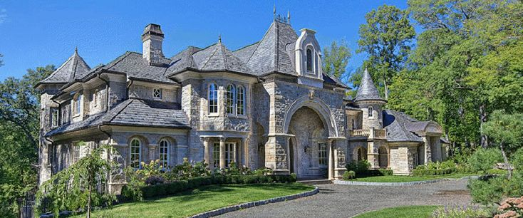 Best 25 french country house plans ideas on pinterest for Castle style homes for sale