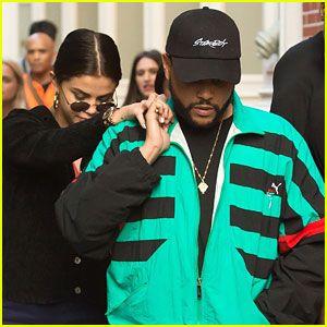Selena Gomez & The Weeknd tomarse de las Manos Durante el Viaje de Compras En nueva york