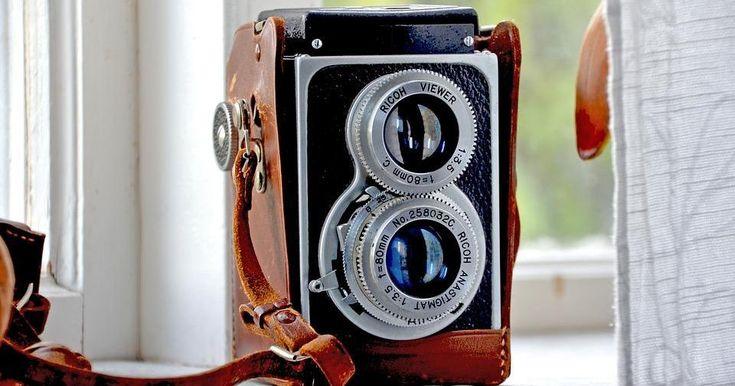 ¿Quién inventó la fotografía? Un poco de historia...