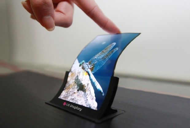 LG to demo 5-inch unbreakable and flexible plastic OLED panel at SID 2013
