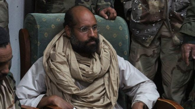 Saif al-Islam Gaddafi second son of the late deposed Libyan leader Col Muammar Gaddafi is said to have been freed under an amnesty in a move which could fuel further instability.  His father's preferred successor he had been held by a militia in the town of Zintan for the past six years.  The Abu Bakr al-Siddiq Battalion said he had been released on Friday but he has not been shown in public.  Local reports suggest he is now in the eastern city of Bayda with relatives.  The militia group…
