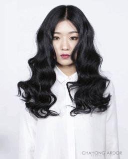 Deep Dark effect #color #hair #beauty #cut #chahongardor