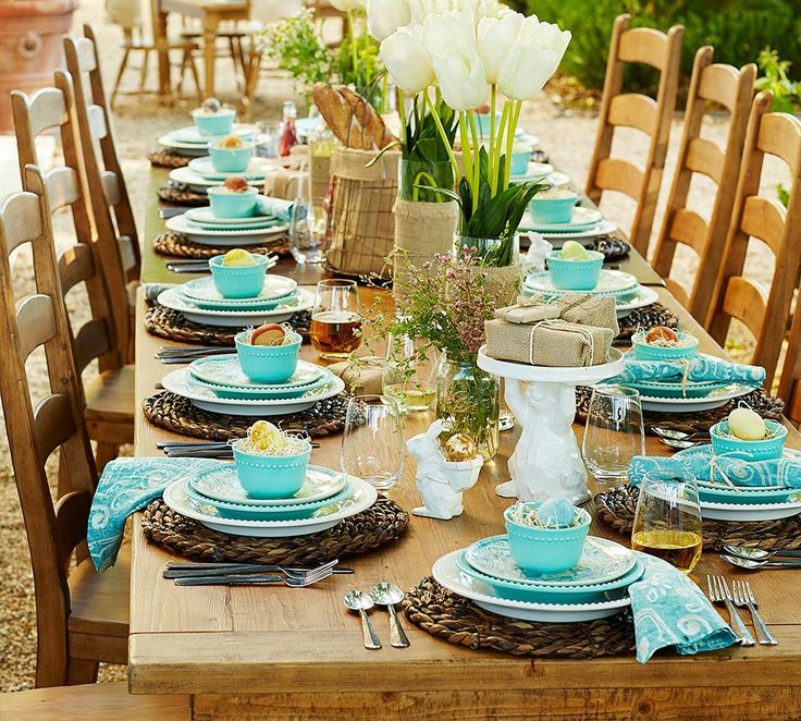 Take a seat for Easter brunch!