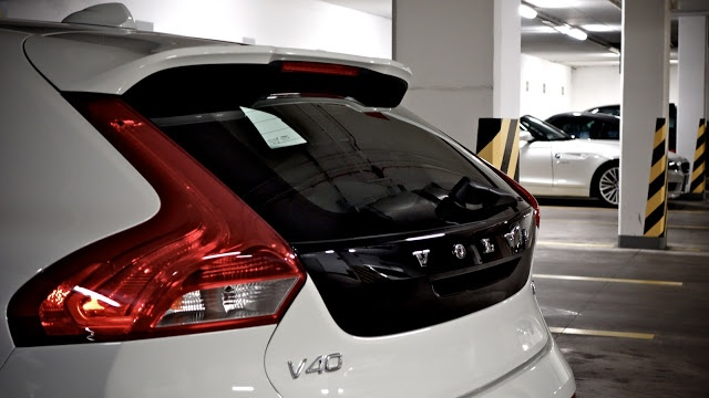 My Volvo V40 | Take me to the sea - first part