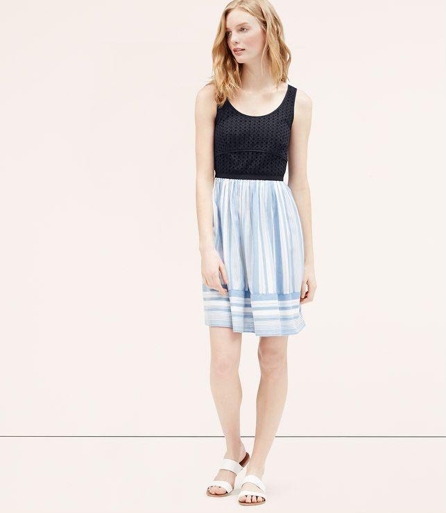 Ann taylor loft summer dresses