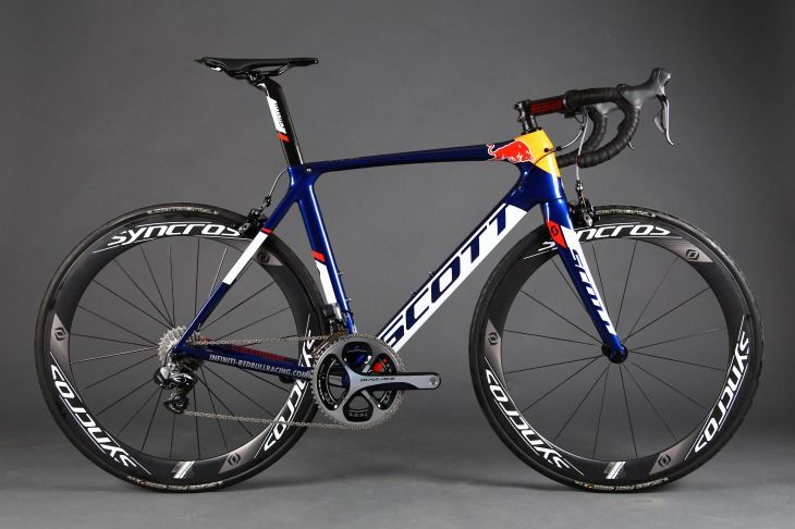 Scott Road Bike Red Bull Bicycle Bike Swag Road Bikes