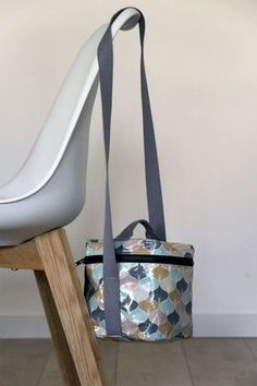 lunch bag isotherme Tuto DIY PATTERN FREE