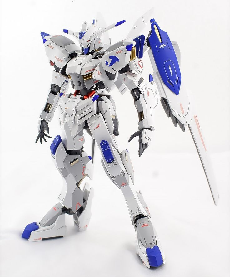 Painted Build: FM 1/100 Gundam Bael - Gundam Kits Collection News and Reviews