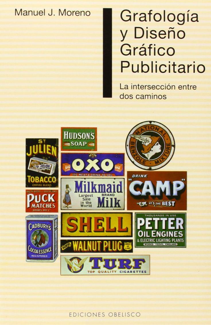 #LibroDelDía: Grafología y diseño gráfico publicitario | paredro.com