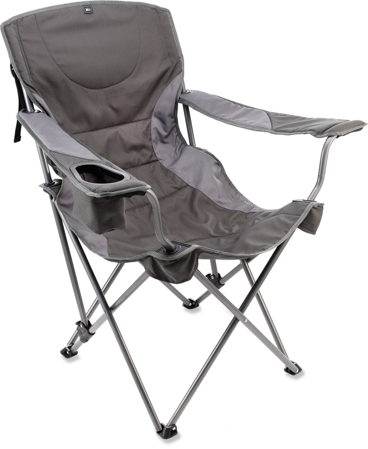 Sweet, this camp chair reclines! $59.50 from REI.