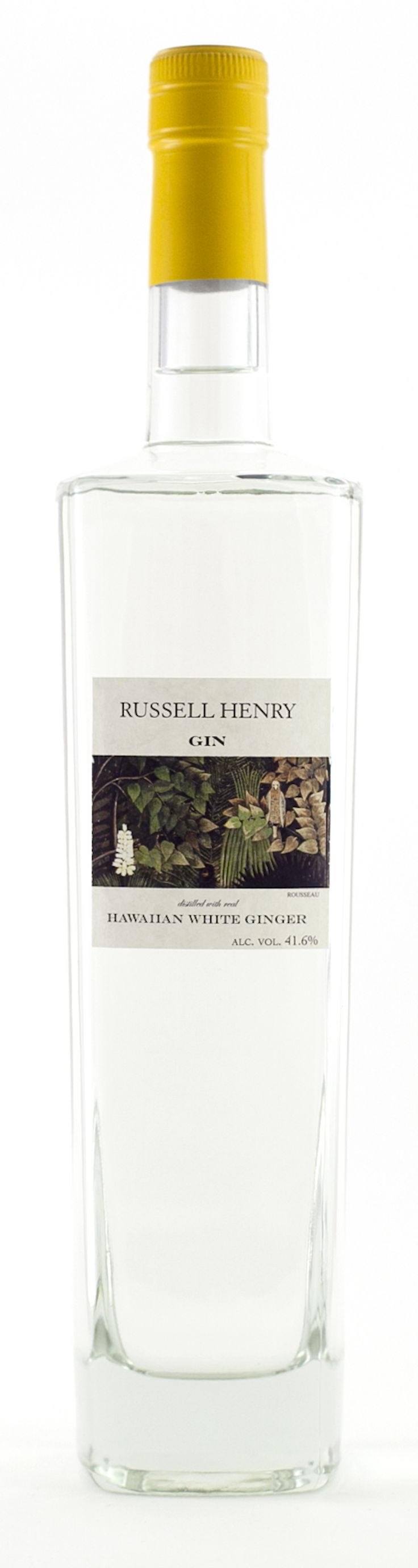 California, RUSSELL HENRY HAWAIIAN GINGER GIN