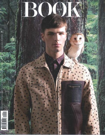 Book Moda Uomo magazine