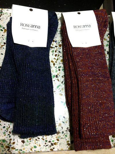 Chaussettes Roseanna - Made in France // Les Brèves - Tendances de Mode