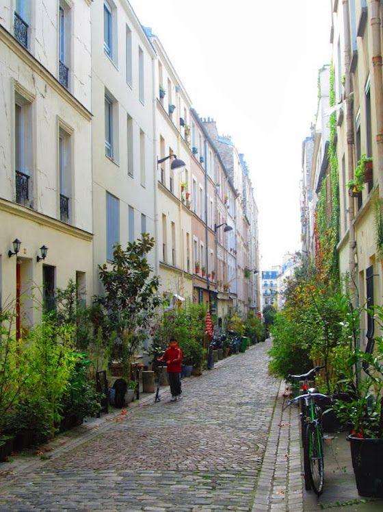 passage-secret-paris- Passage Alexandrine – 11e