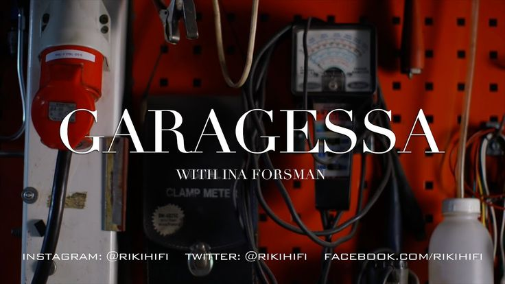 GARAGESSA with Ina Forsman - I Believe To My Soul (cover)