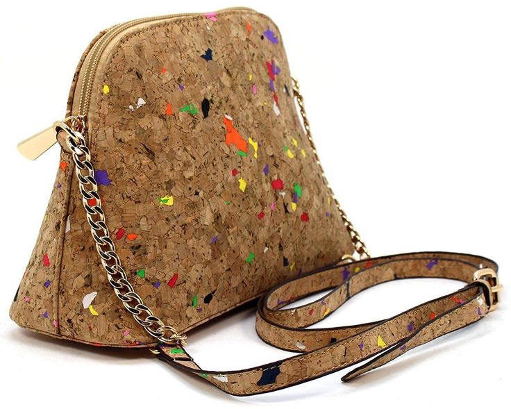 32.13$  Buy now - http://vijqz.justgood.pw/vig/item.php?t=s7lbd547863 - Amy&Joey Cork Material Easy Carrying CrossBody Bags 32.13$