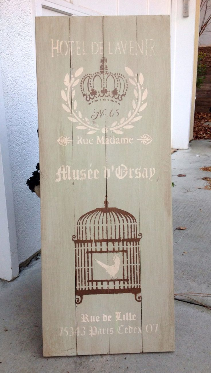 Shabby chic tres french great projects using maison de for Maison chic shabby chic