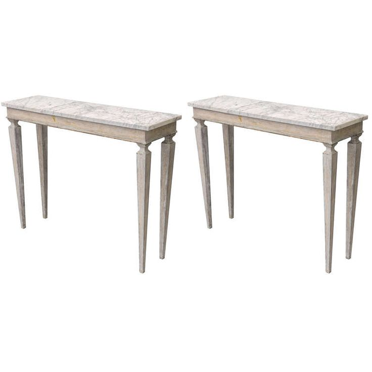 Best Of Marble top Hall Table