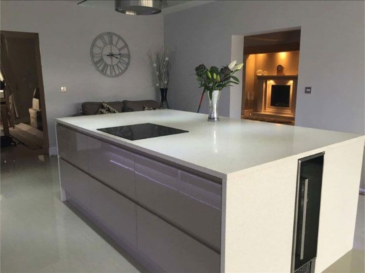 Spectacular This gorgeous contemporary kitchen was designed by our Stourbridge depot What do you think to