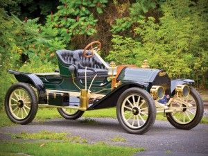 Cameron Open-Back Runabout – 1910
