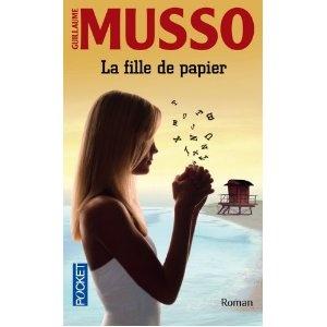 La Fille De Papier - Pocket edition, France