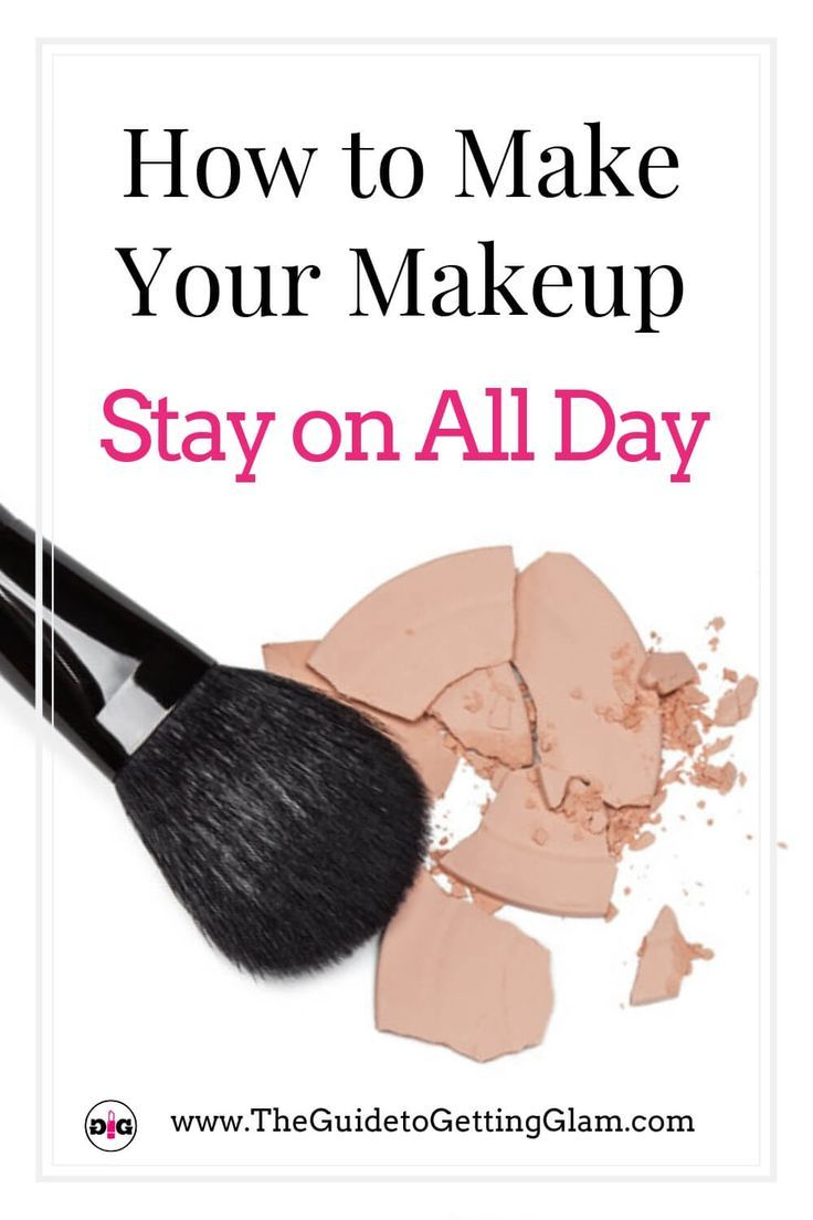 How to Make Your Makeup Stay on All Day - Learn Pro Makeup Artist techniques that