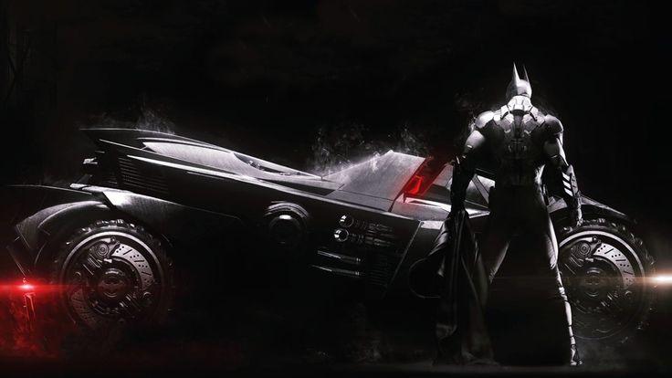 Batman Arkham Knight The Batmobile's Battle Mode gameplay revealed!