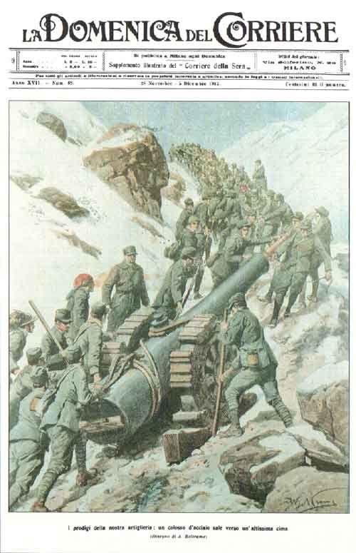 Collezioni-f: il museo virtuale dell'esercito - Kipling