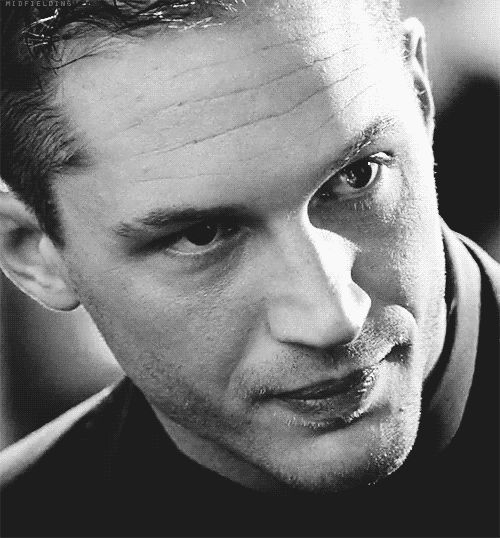 Tom Hardy. Love his lips and the face they are attached to