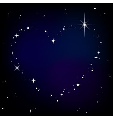 """""""Kiss me and you will see stars, Love me and I will give them to you"""". <3"""