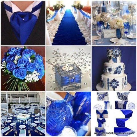 80 best royal blue color - wedding images on Pinterest   Royal blue ...