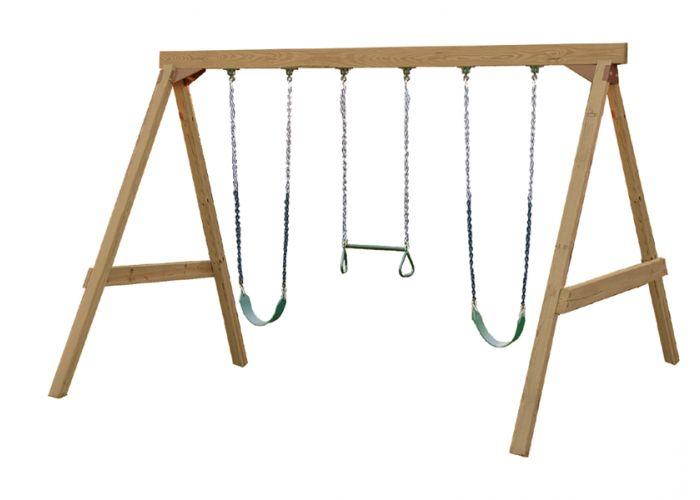 free swing set plans