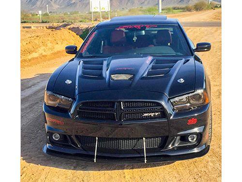 apr dodge charger srt8 front bumper splitter 2011 2014. Black Bedroom Furniture Sets. Home Design Ideas